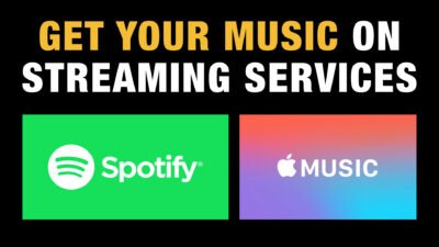 How to Publish your Music to Spotify