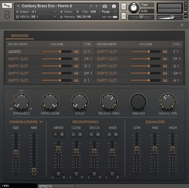 New Century Brass 2.0 Bundle
