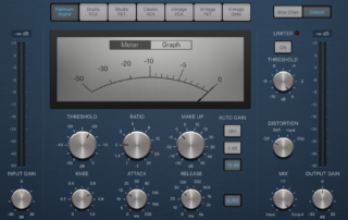 Compressor Audio FX