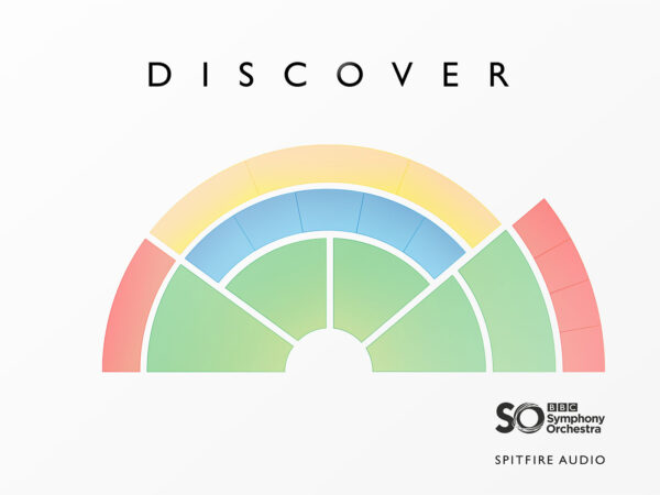 BBC Symphony Orchestra Discover (Free) by Spitfire Audio