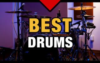 Best Acoustic Drum VST Plugins