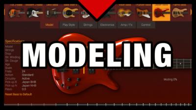 Best Modeled Instruments - VST Plugins