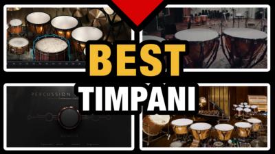 Best Timpani VST Library
