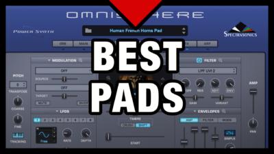 Best VST Plugins for Pads