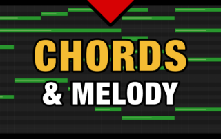 Chords vs Melody
