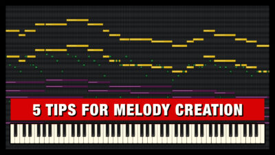 How to Create New Melodies