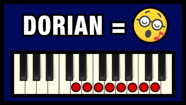 Dorian Mode - The Classy Mode