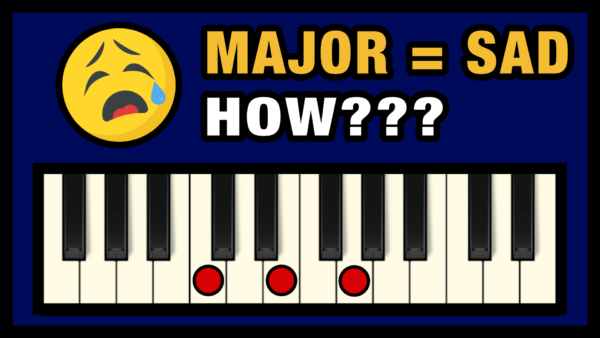 How to Make the Major Scale Sad