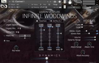 Infinite Woodwinds 2