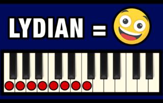 Lydian Mode - The Light Mode