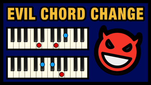 Most Evil Chord Changes in Music