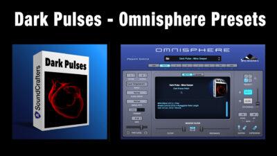 Omnisphere Preset Pack - Dark Pulses (video)