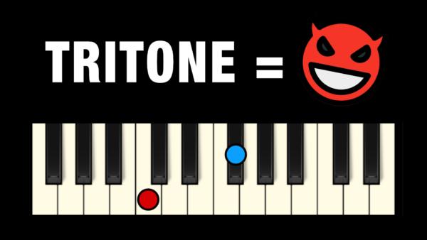 The Tritone - The Devil of Music
