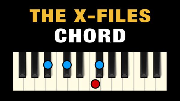 The X-Files Chord