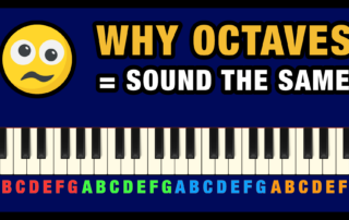 Why Octaves all Sound the Same