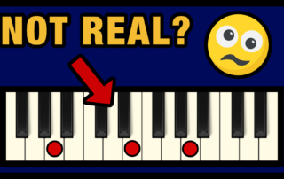 Why Power Chords are not Real Chords