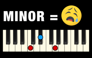 Why do Minor Chords sound Sad