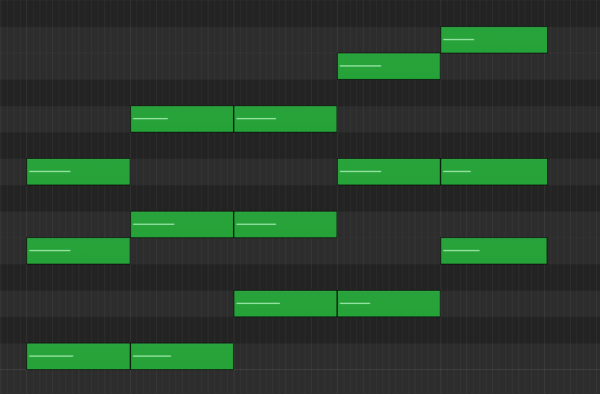 Chord Voicing - Chord Inversions