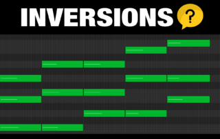 How to use Chord Inversions