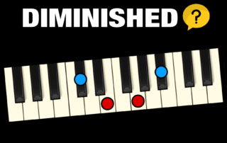 How to use Diminished Chords
