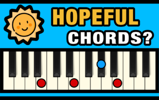 Most Hopeful Chords in Music