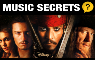 Pirates of the Caribbean - He's a Pirate (Chords and Guide)