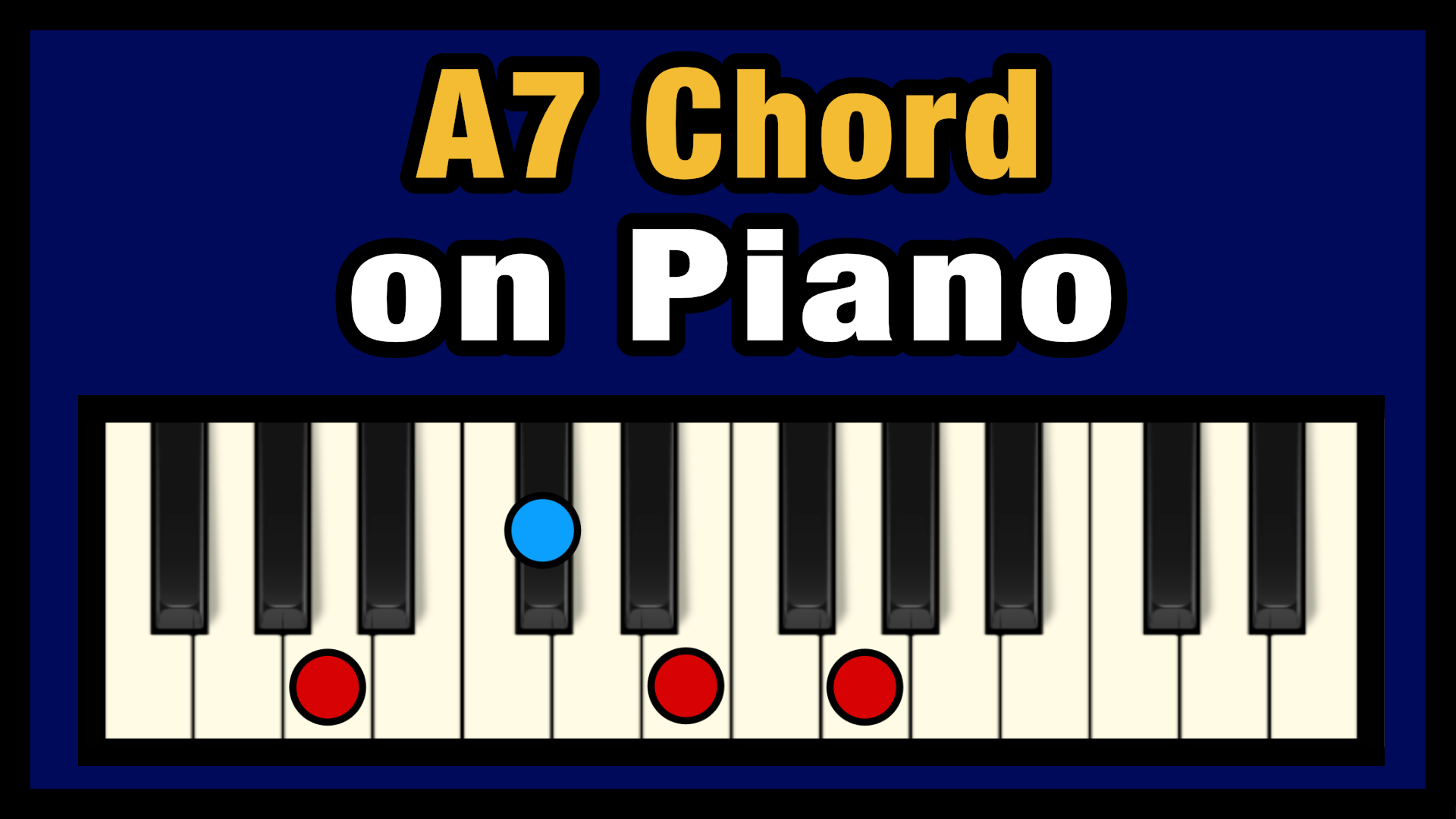 A15 Chord on Piano Free Chart   Professional Composers