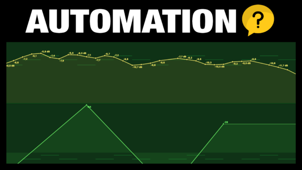 Automation Modes in Music Production