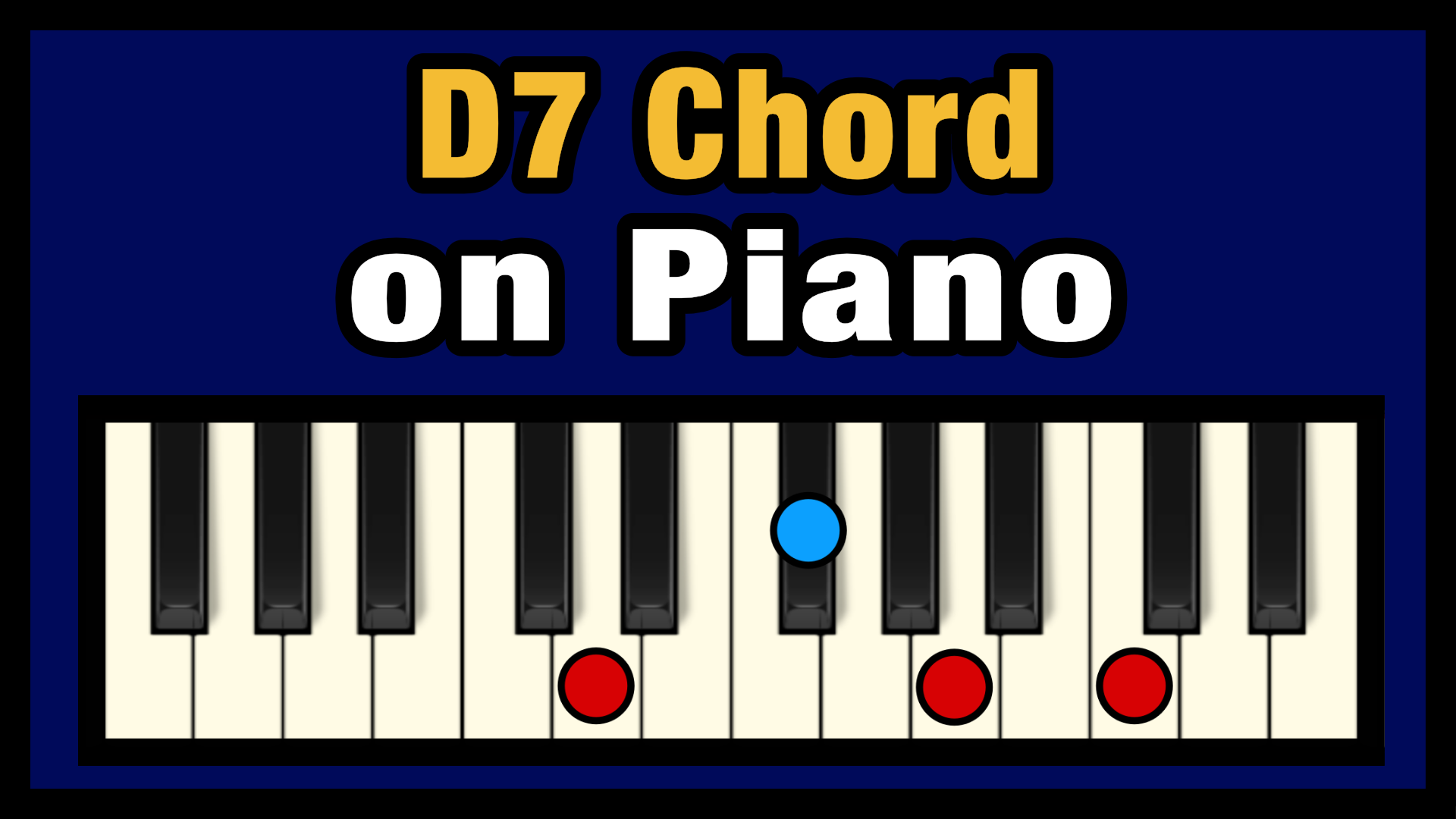 D15 Chord on Piano Free Chart – Professional Composers