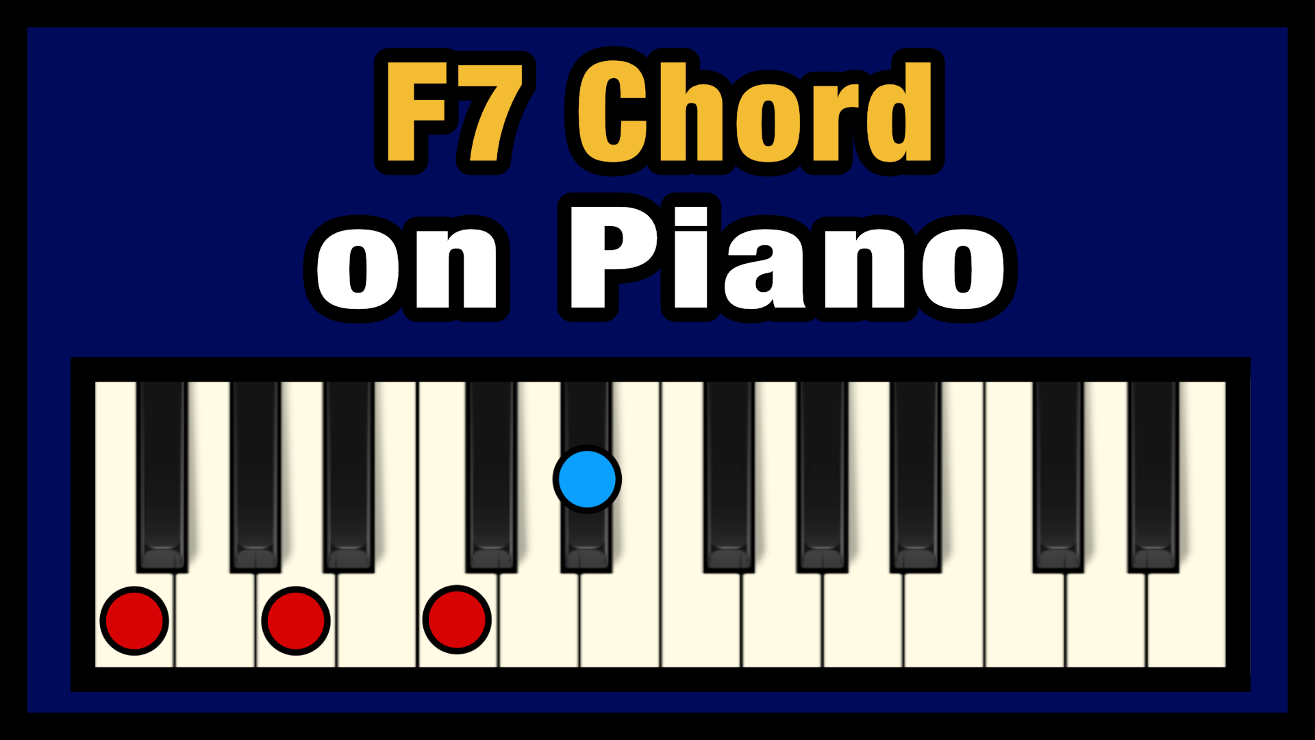 F15 Chord on Piano Free Chart   Professional Composers