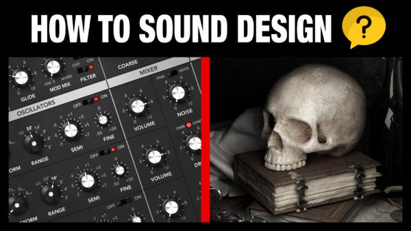 How to Sound Design - Dark Drone FX