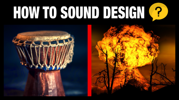 How to Sound Design - Epic Impacts