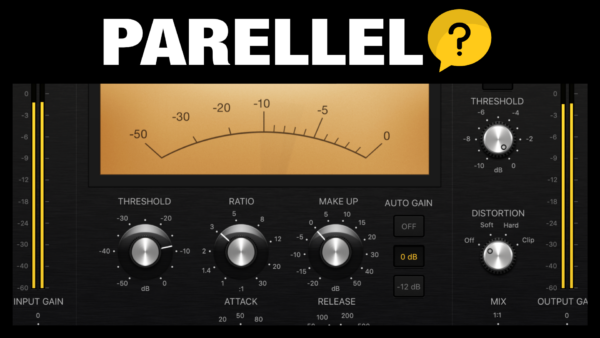 How to use Parallel Compression
