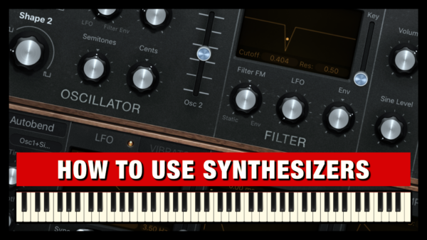 How to use Synthesizers