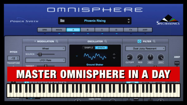 Master Omnisphere in a Day
