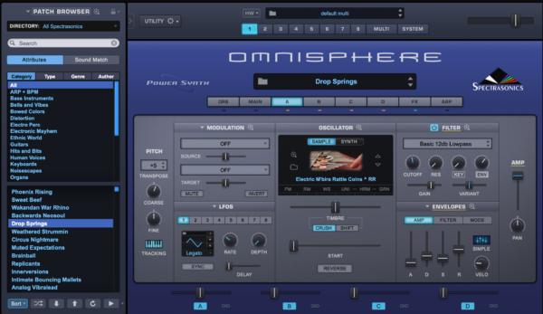 Omnisphere VST Synth Plugin