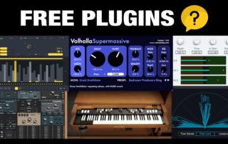 Best Free VST Plugins