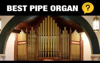 Best Pipe Organ VST Sample Library