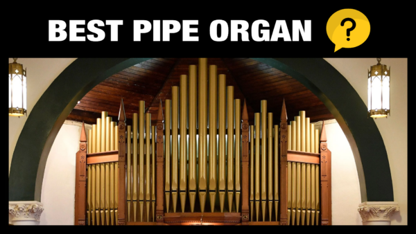 Best Pipe Organ VST Sample Library