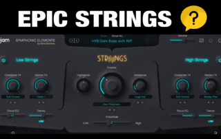 Ujam STRIIIINGS - Epic Orchestral Strings