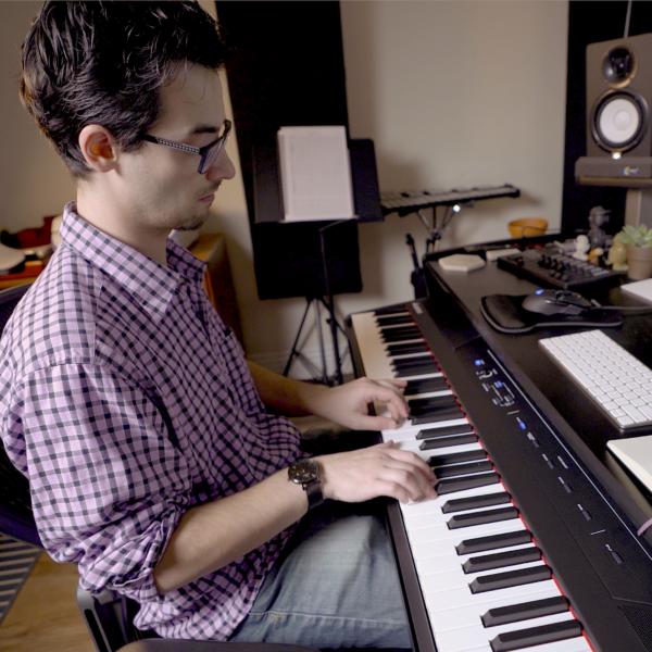 Zach Heyde - Music Composer