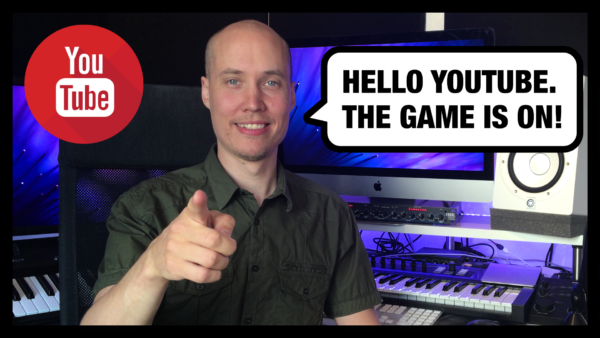 YouTube Success - Game On