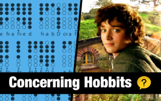 Concerning Hobbits Theme on Tin Whistle