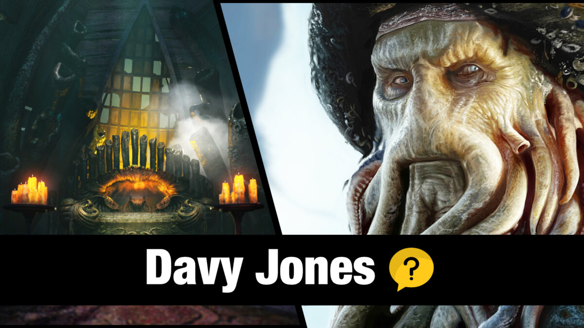 Davy Jones Theme on Irish Tin Whistle