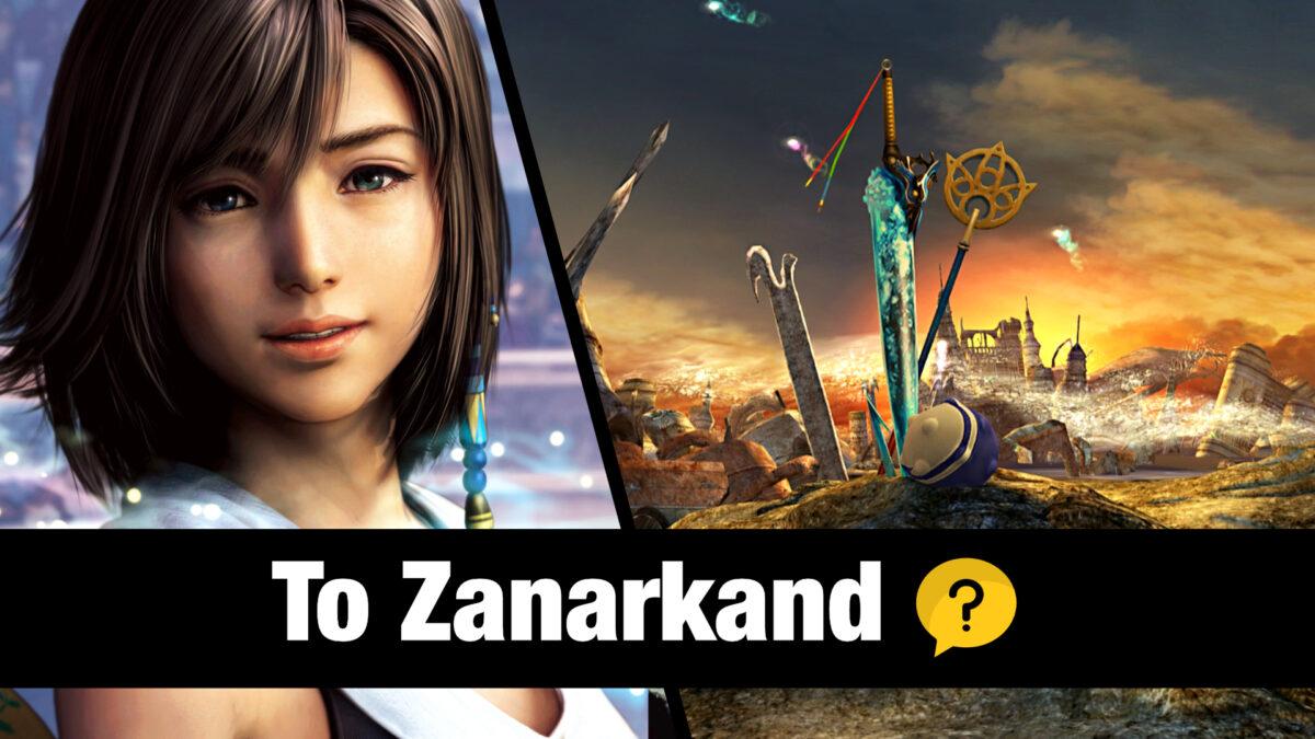 Final Fantasy X - To Zanarkand (Irish Tin Whistle)