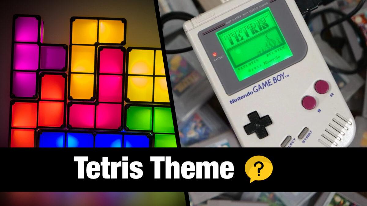 Tetris Theme - Irish Tin Whistle