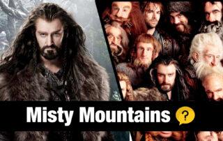 The Hobbit - Misty Mountains on Irish Tin Whistle