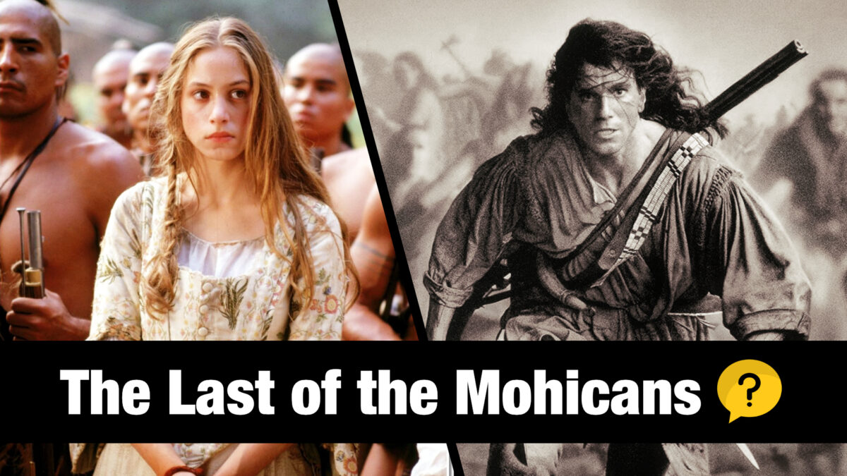 The Last of the Mohicans - Irish Tin Whistle