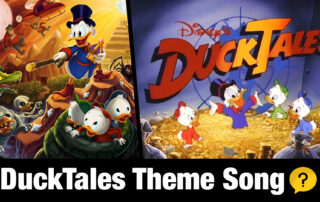 Ducktales Theme Song (Irish Tin Whistle)