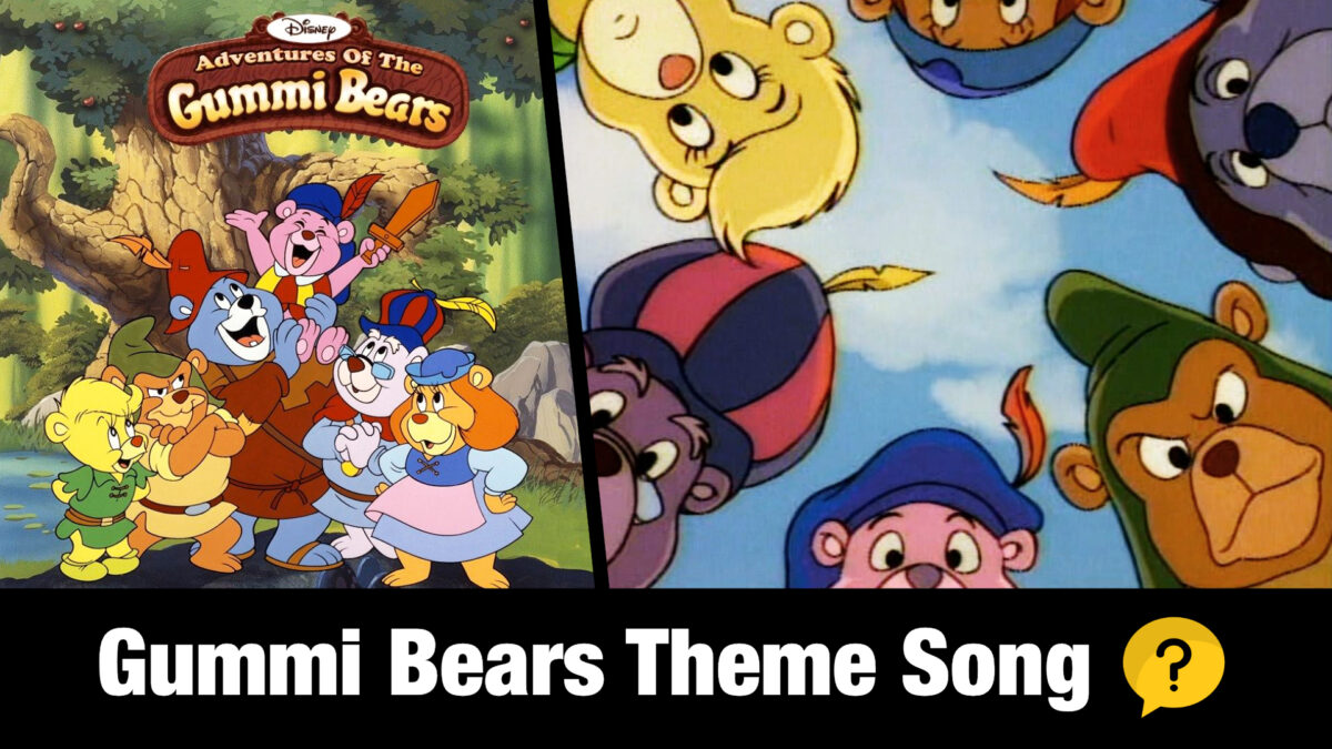 Gummi Bears Theme Song (Irish Tin Whistle)